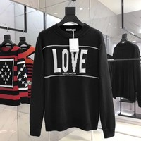 cc hcxx Givenchy Love Sweater
