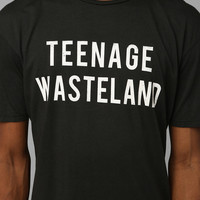 Dead Bury Dead Teenage Wasteland Tee