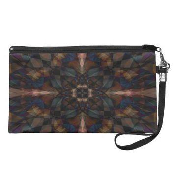 Cathedral Wristlet Purse