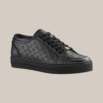 Jazzy sneaker in calf - Louis Vuitton - LOUISVUITTON.COM