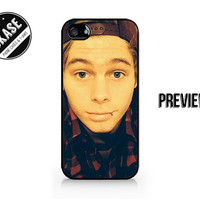 Luke Hemmings - Luke - 5SOS - 5 Seconds of Summer - iPhone 4 / 4S / 5 / 5C / 5S - 260