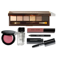 Kate Upton's Smokey Eye Set | BobbiBrown.com