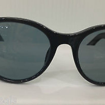 NEW AUTHENTIC GIORGIO ARMANI GA 644/S COL 807Y2 BLACK POLARIZED SUNGLASSES FRAME