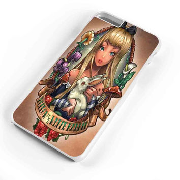 Alice In Wonderland Disney Old School Princess iPhone 6s Plus Case iPhone 6s Case iPhone 6 Plus Case iPhone 6 Case