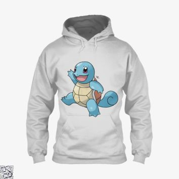 Squirtle, Pokemon Hoodie