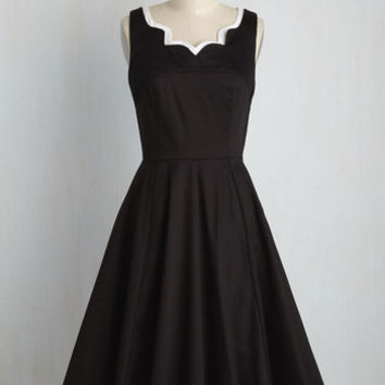 Pull Up Your Sock Hop Dress | Mod Retro Vintage Dresses | ModCloth.com