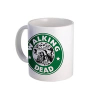 Walking Dead Starbucks Zombie mug - 11oz