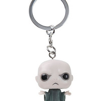 Funko Harry Potter Pocket Pop! Lord Voldemort Key Chain