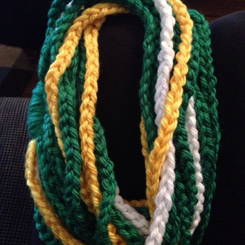 The ULTIMATE FAN Scarf- NFL -  Green Bay Packers