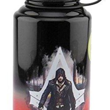 28oz OFFICIAL Assassin's Creed Limited Edition Fitness and Training Parkour Water Bottle (BPA-Free)