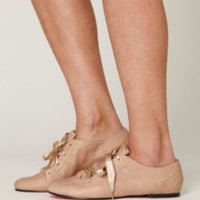 Betsey Johnson Ballet Brogue at Free People Clothing Boutique $108