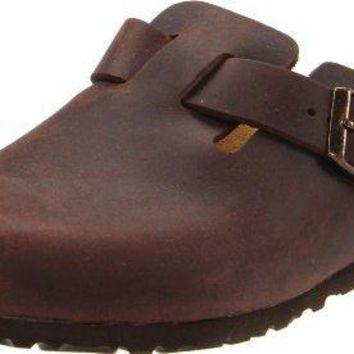 Birkenstock Unisex Boston Slip-On Clog