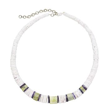 Puka Shells Necklace
