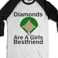 Diamond are a girls best friend.