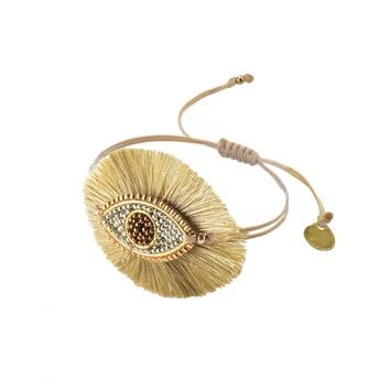 Lashy  Bracelet Copper and Gold