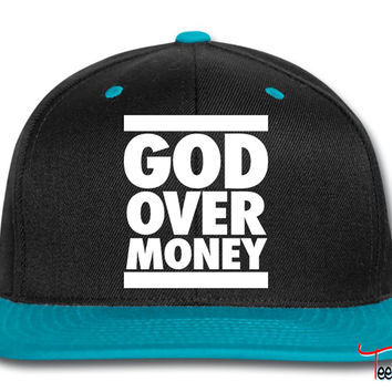 God Over Money Snapback
