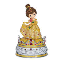 Belle Musical Figurine by Precious Moments | Disney Store