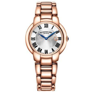 Raymond Weil Jasmine Ladies Quartz Watch 5235-P5-01659