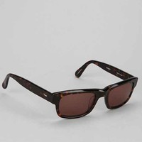 Tortoise & Blonde Bowery Sunglasses- Brown One