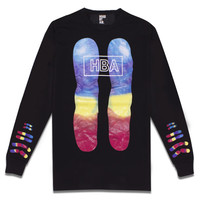 "Hood By Air ""Chromosomes"" Long Sleeve"