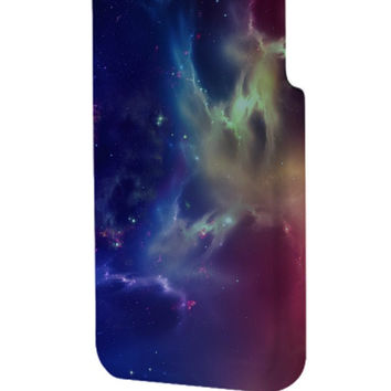 Best 3D Full Wrap Phone Case - Hard (PC) Cover with Space Galaxy Design