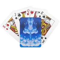 Clouds- Thunderstorm Demon Playing Cards