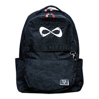 Nfinity® Sparkle Weekender Backpack - Black