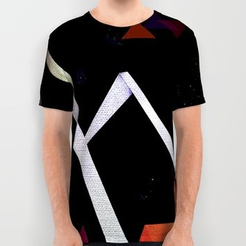 Space Mountain All Over Print Shirt by DuckyB (Brandi)