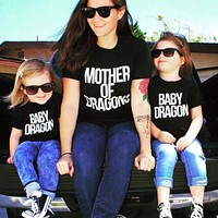 Game Of Thrones Mother Of Dragons T Shirt