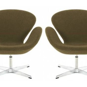 Mid Century Modern Tulip Chairs - single or pair
