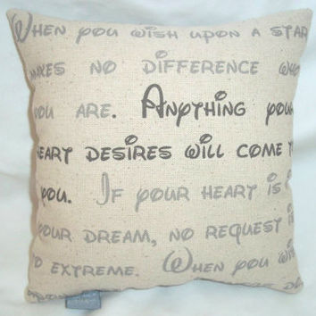 SALE - Disney Pillow