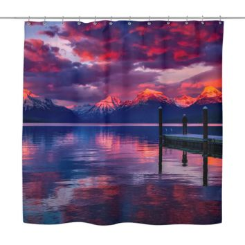 Majestic Wonder Shower Curtain