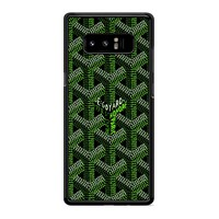 Goyard Green Samsung Galaxy Note 8 Case