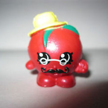 SHOPKINS PAPA TOMATO Limited Edition 1-141 Season 1 NEW Rare