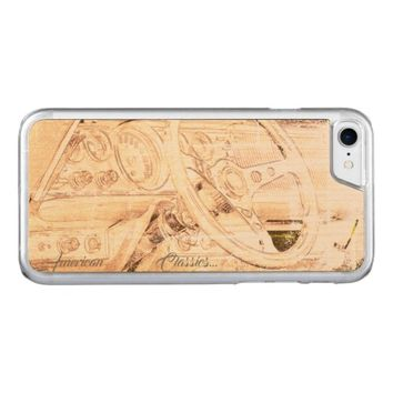 Chrysler New Yorker Car Dashboard IPhone 8/7 Case