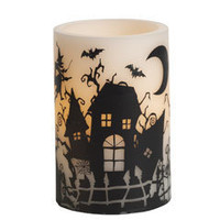 Pier 1 Imports - Product Details - Haunted House LED Candle