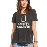 Chaser Clothing | Chaser - Vintage Jersey National Geographic Tee » West Of Camden