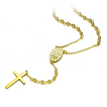 Mister Rosary Necklace