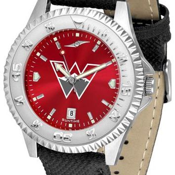 Western State Colorado University Mountaineers Competitor AnoChrome Watch