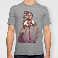 GAME OF THRONES 80/90s ERA CHARACTERS - Khal Drogo T-shirt by Mike Wrobel