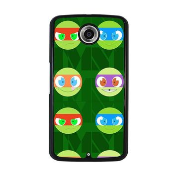 TEENAGE MUTANT NINJA TURTLES BABIES TMNT Nexus 6 Case Cover