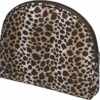 Kingsley Travel/Cosmetic Bag- Animal Print