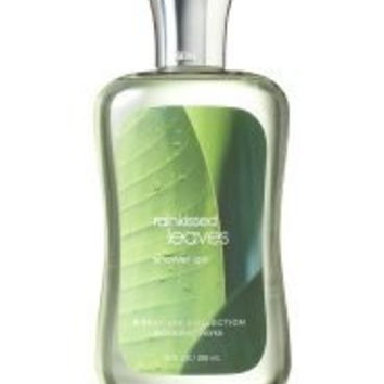 Bath and Body Works Rainkissed Leaves Shower Gel 10 oz