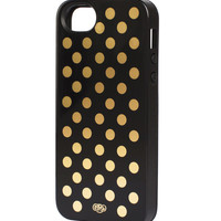 [Final sale] Rifle Paper Co. Gold Dots iPhone 5 /5S Case - Inlay