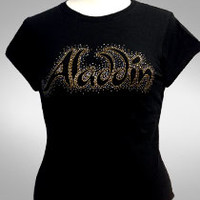 Buy Aladdin on Broadway Logo Tee - Ladies | The Broadway Store