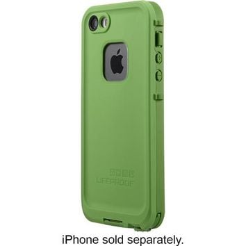 LifeProof - frē Case for Apple® iPhone® 5 and 5s - Lime