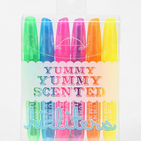 Yummy Yummy Scented Highlighter - Set Of 6