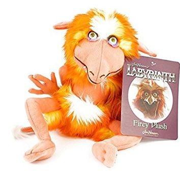 Jim Henson's Labyrinth Firey Plush Figure by Toy Vault