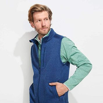 Mountain Sweater Fleece Vest by Vineyard Vines
