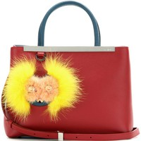 2Jours Petite embellished leather tote
